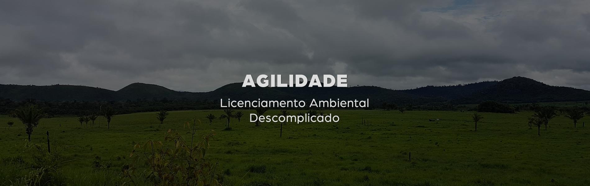 Agilidade - Licenciamento Ambiental Descomplicado - Soluções Ambientais - Ecovery