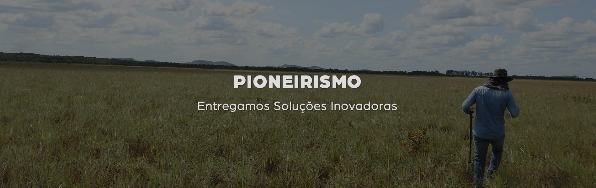 Pioneirismo - Entregamos Soluções Inovadoras - Soluções Ambientais - Ecovery